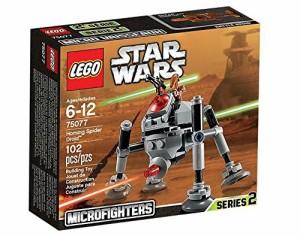 """レゴ (LEGO) スター・ウォーズ マイクロファイター""""ホーミング・スパイダー・ドロイド"""" 75077"""