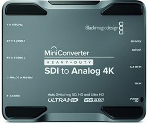 Blackmagic Design コンバーター Mini Converter Heavy Duty SDI to Analog4 002898