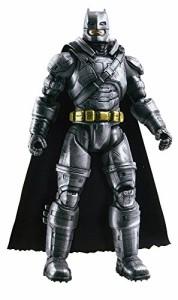 マテル バットマンvsスーパーマン ジャスティスの誕生 マルチバース #02 アーマード・バットマン 塗装済みアクションフィギュア