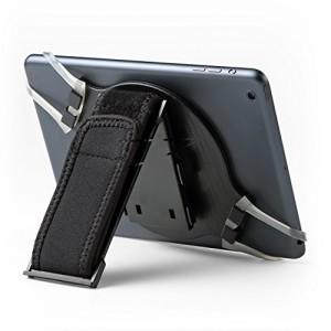 サンワダイレクト タブレットPCハンドルホルダー スタンド機能 iPad Pro 9.7 iPad Air 2 iPad mini 4 対応 200-TABA001
