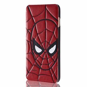 iPhone6 Plus/6s Plus マーベルポップアップレザーケース スパイダーマン RT-MVP8A/SP