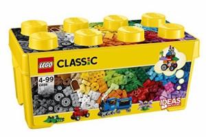 レゴ (LEGO) クラシック 黄色のアイデアボックス(プラス) 10696
