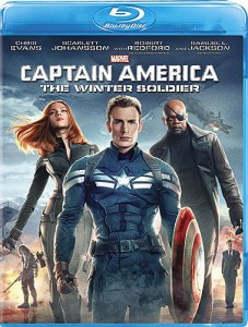 Captain America: The Winter Soldier (1-Disc Blu-ray)