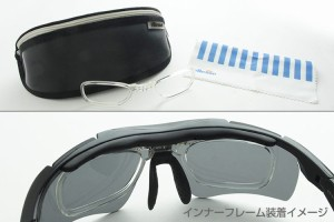 ■新品■ ellesse ES-S109-3 サングラス メンズ スポーツ 偏光 アジアンフィット運転ゴルフ釣りジョギング