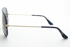 レイバン RB3025JM-172-58 サングラス カモフラ 迷彩 UV 定番 メガネ 人気 ロゴ 紫外線カット