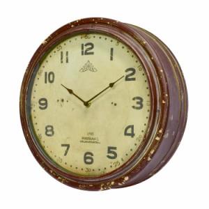 送料無料 リバイバルクロックB 壁掛け時計 掛け時計 アンティーク レトロ おしゃれ