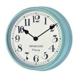 ナイン クロック GR 掛け時計 音がしない 連続秒針 壁掛け時計 レトロ アンティーク