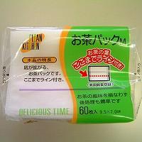 リュウグウ お茶パック M ZK-OP-M 20個
