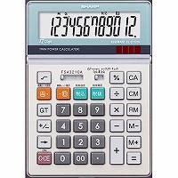 シャープ 電卓 EL-S752K-X