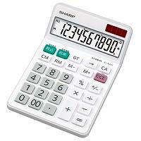 シャープ 電卓 ナイスサイズ 10ケタ EL-N431-X 1ダイ