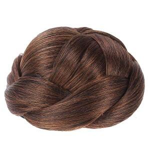 50fd69da0eb8f5 お団子ウィッグ シニヨンカップ シニヨンネット レディース ポイントウィッグ つけ毛 髪飾り 和装 シニヨン