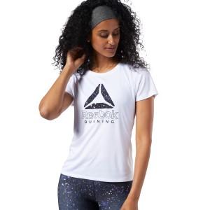 【公式】リーボック Reebok セール価格 ランニング グラフィック Tシャツ レディース ランニング ウェア 半袖Tシャツ
