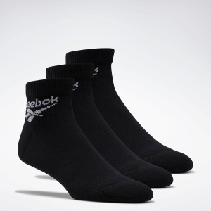 【公式】リーボック Reebok セール価格 クラシックス ファウンデーション アンクル ソックス 3足組 / Classics Foundation Ankle Socks 3