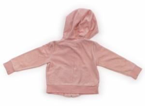 【べべ/BeBe】パーカー 100サイズ 女の子【USED子供服・ベビー服】(106417)