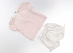 【エイチアンドエム/H&M】上下セット 50サイズ 女の子【USED子供服・ベビー服】(106443)
