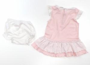 【キッシーキッシー/kissy kissy】ワンピース 70サイズ 女の子【USED子供服・ベビー服】(106467)