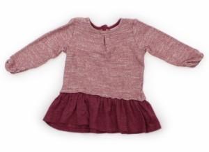 【ネクスト/NEXT】ワンピース 60サイズ 女の子【USED子供服・ベビー服】(106469)