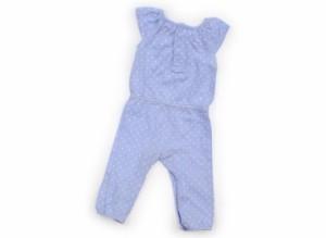 【カーターズ/Carter's】カバーオール 60サイズ 女の子【USED子供服・ベビー服】(106475)