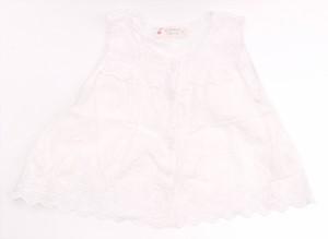 【丸高衣料/Marutaka】シャツ・ブラウス 80サイズ 女の子【USED子供服・ベビー服】(106505)