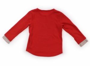 【コンビミニ/Combimini】トレーナー・プルオーバー 100サイズ 女の子【USED子供服・ベビー服】(106545)