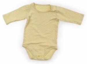 【コンビミニ/Combimini】ロンパース 80サイズ 女の子【USED子供服・ベビー服】(106639)