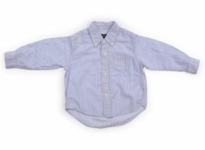 【シップス/SHIPS】シャツ・ブラウス 90サイズ 男の子【USED子供服・ベビー服】(106708)