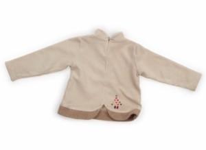 【ファミリア/familiar】フリース 110サイズ 女の子【USED子供服・ベビー服】(106711)