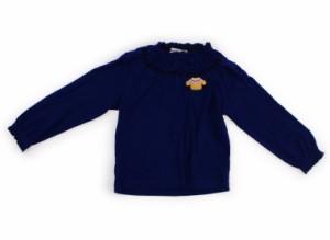 【ファミリア/familiar】Tシャツ・カットソー 110サイズ 女の子【USED子供服・ベビー服】(106717)