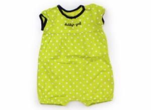 【カーターズ/Carter's】カバーオール 80サイズ 女の子【USED子供服・ベビー服】(106804)