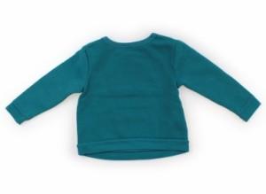【ガラニマルズ/Garanimals】トレーナー・プルオーバー 80サイズ 女の子【USED子供服・ベビー服】(106805)
