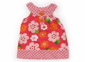 【カーターズ/Carter's】ワンピース 50サイズ 女の子【USED子供服・ベビー服】(106807)