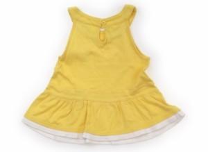 【ジンボリー/Gymboree】ワンピース 50サイズ 女の子【USED子供服・ベビー服】(106808)