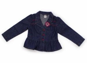 【ジンボリー/Gymboree】ブルゾン・Gジャン 130サイズ 女の子【USED子供服・ベビー服】(106816)