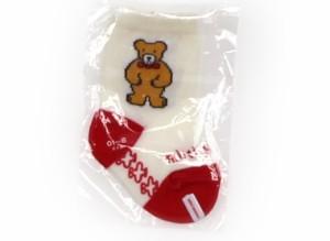 【ミキハウス/miki HOUSE】レッグウォーマー・靴下・タイツ ベビー用品 女の子【USED子供服・ベビー服】(106817)