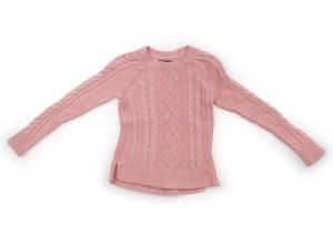 【ギャップ/GAP】ニット 120サイズ 女の子【USED子供服・ベビー服】(106856)