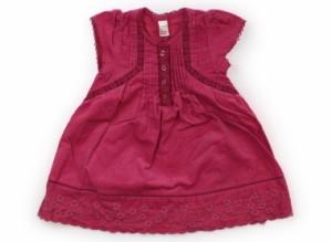 【ネクスト/NEXT】ワンピース 70サイズ 女の子【USED子供服・ベビー服】(106871)
