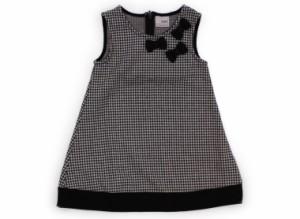 【ネクスト/NEXT】ジャンパースカート 80サイズ 女の子【USED子供服・ベビー服】(106954)