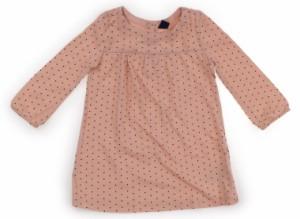 【ギャップ/GAP】ワンピース 90サイズ 女の子【USED子供服・ベビー服】(106955)