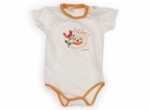 【ベイビー/Baby!】ロンパース 80サイズ 男の子【USED子供服・ベビー服】(107010)