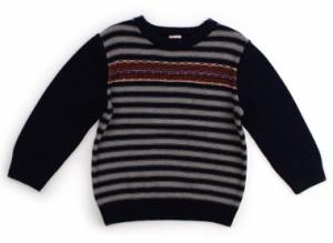 【ジンボリー/Gymboree】ニット 100サイズ 男の子【USED子供服・ベビー服】(107018)