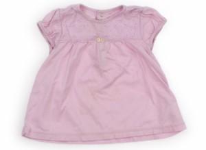 【フーセンウサギ/Fusen Usagi】ワンピース 90サイズ 女の子【USED子供服・ベビー服】(107067)