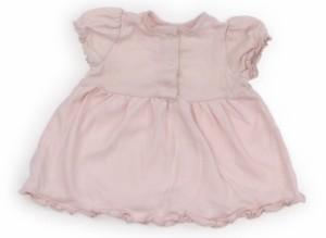 【リトルミー/Little Me】ワンピース 50サイズ 女の子【USED子供服・ベビー服】(107080)