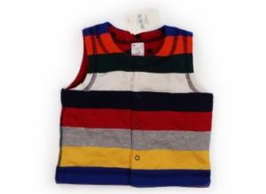 【ギャップ/GAP】ベスト 60サイズ 男の子【USED子供服・ベビー服】(112780)