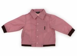 【コムサイズム/COMME CA ISM】コート・ジャンパー 80サイズ 女の子【USED子供服・ベビー服】(113107)