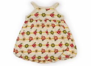 【ワールド/World】ワンピース 110サイズ 女の子【USED子供服・ベビー服】(117040)