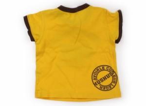 【ハッシュアッシュ/HusHush】Tシャツ・カットソー 80サイズ 女の子【USED子供服・ベビー服】(121618)