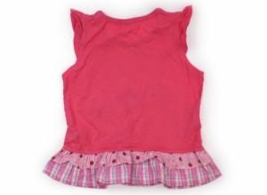 【サンリオ/Sanrio】タンクトップ・キャミソール 120サイズ 女の子【USED子供服・ベビー服】(121624)