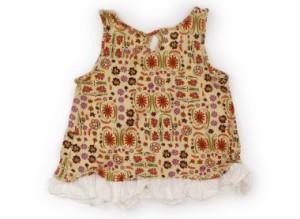 【グローバルワーク/Global Work】タンクトップ・キャミソール 90サイズ 女の子【USED子供服・ベビー服】(121636)