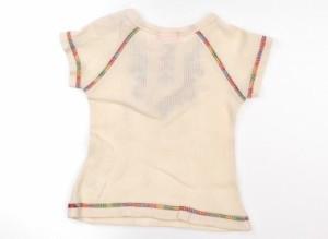 【サムシング/SOMETHING】Tシャツ・カットソー 95サイズ 女の子【USED子供服・ベビー服】(121648)