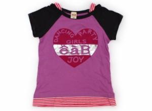【エーアーベー/e.a.B】Tシャツ・カットソー 120サイズ 女の子【USED子供服・ベビー服】(121650)